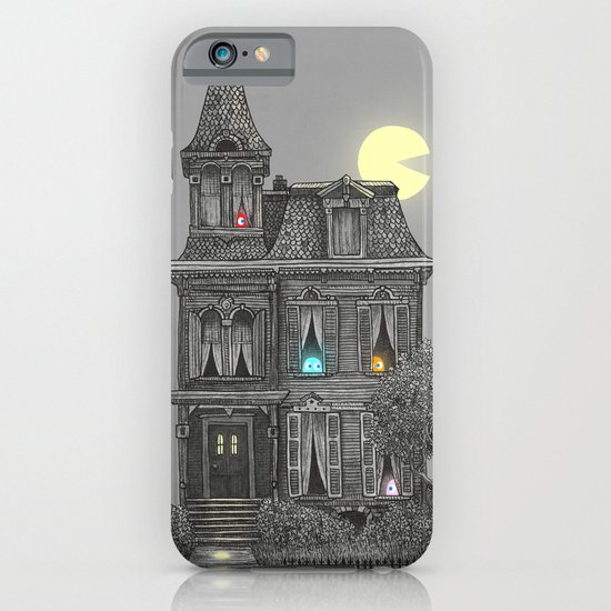 Haunted by the 80's iPhone & iPod Case