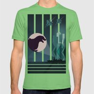 Payback Time  2014 Godzi… Mens Fitted Tee Grass SMALL