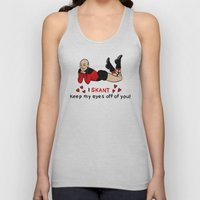 Sexy Picard Unisex Tank Top