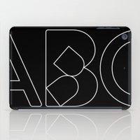 Collapsed iPad Case