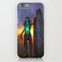 Toxic Surfer iPhone 6 Slim Case