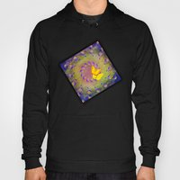 Butterfly And Kaleidosco… Hoody