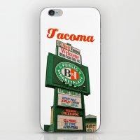 World Famous B&I iPhone & iPod Skin