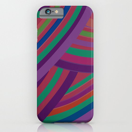 Wave of the future iPhone & iPod Case