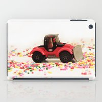 Candy Land Construction iPad Case