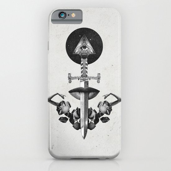 Drawing Down the Moon iPhone & iPod Case