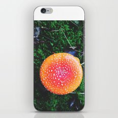 Amanita iPhone & iPod Skin
