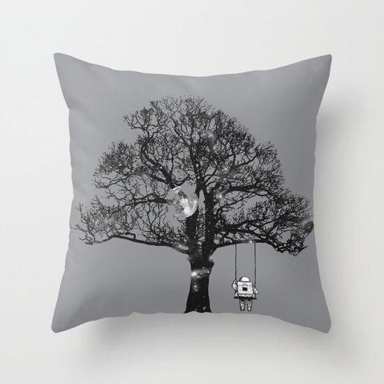 Where I Belong Throw Pillow