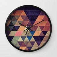 Fydyxy_pyxyl Wall Clock