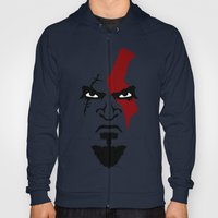 Kratos Face Hoody