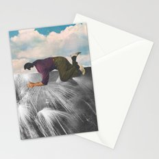 perspectives from the roof Stationery Cards