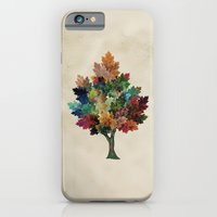 iPhone & iPod Case featuring Fall is Back! by Klara Acel