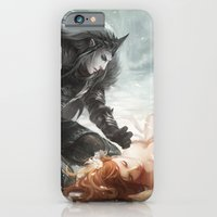 Hades and Persephone iPhone 6 Slim Case