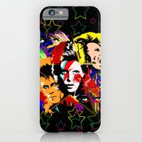 Bowie PopArt Metamorphosis iPhone 6 Slim Case