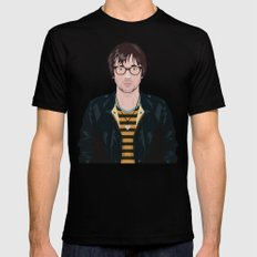 Graham Coxon Under the Westway Mens Fitted Tee Black SMALL