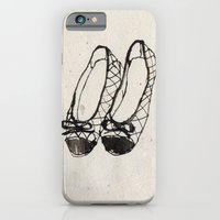 iPhone & iPod Case featuring Ballerinas by Sasa