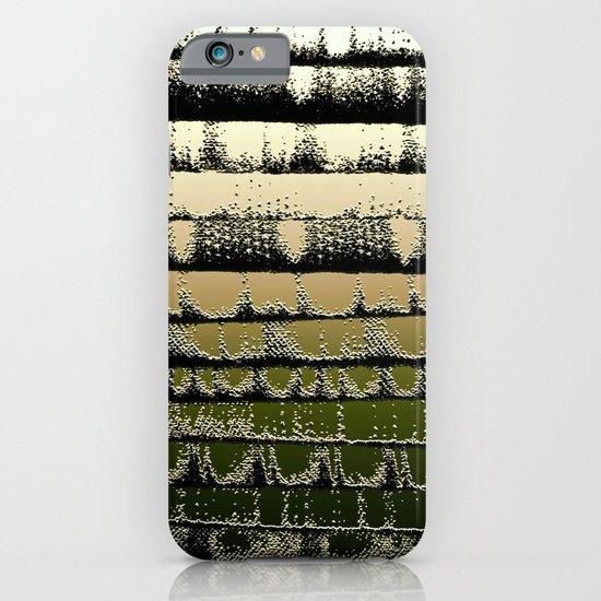 Tissue - Golden iPhone & iPod Case