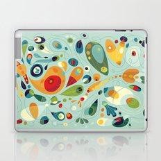 Wobbly Spring Laptop & iPad Skin