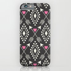 Tribal Aztec with Hearts & Arrows Slim Case iPhone 6s