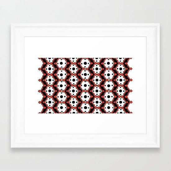 Dimashq 2 Framed Art Print