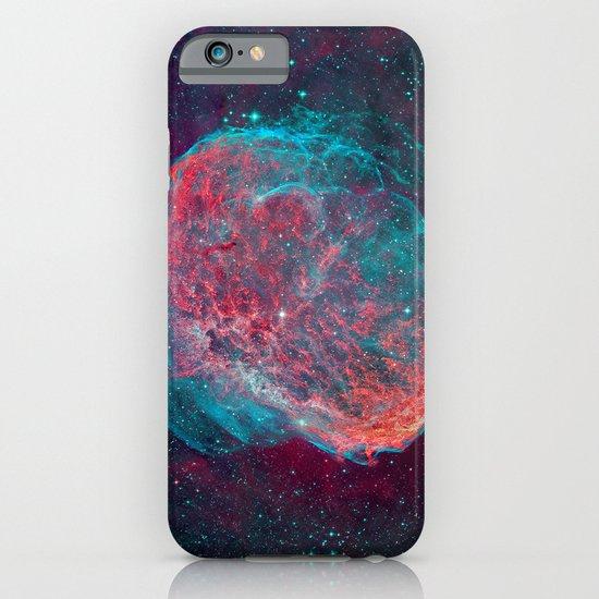 Crescent Nebula iPhone & iPod Case