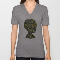 Beauty Of The Mind Unisex V-Neck