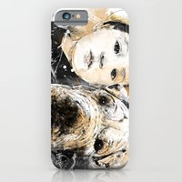 iPhone Cases featuring Best Friends by Fresh Doodle - JP Valderrama
