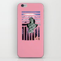 Mountain Mary iPhone & iPod Skin