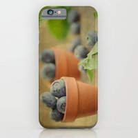 Try our delicious Blueberries iPhone 6 Slim Case