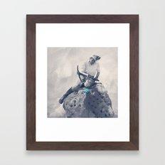 Modern Times Framed Art Print
