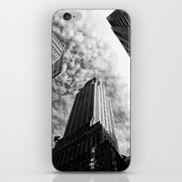 Metropolis - New York City iPhone & iPod Skin