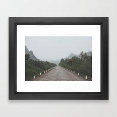 Ha Long Bay IV Framed Art Print
