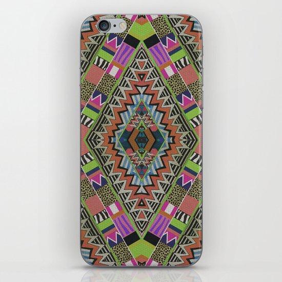 VIBRANT FUCHSIA iPhone & iPod Skin