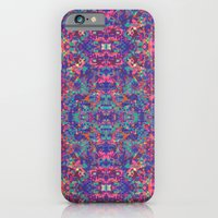 iPhone & iPod Case featuring Digital Camo by PatternPeople