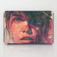 RapGirl iPad Case