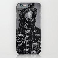 iPhone & iPod Case featuring M E G A H O E R S E by WEAREYAWN