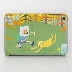 adventure friends iPad Case