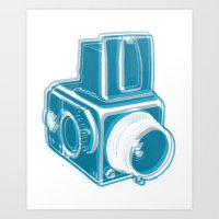 I Still Shoot Film Alter… Art Print