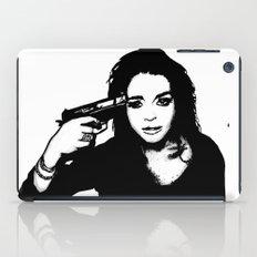 Lindsay Lohan. iPad Case