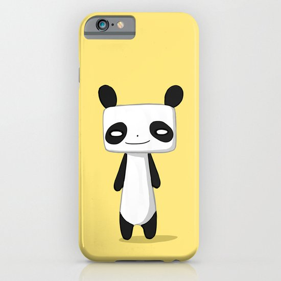 Panda 2 iPhone & iPod Case
