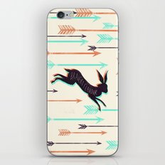 Bravery Flavour  iPhone & iPod Skin