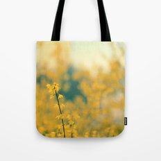 Forsythia Tote Bag