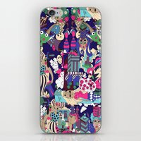 This Is What She'll Look… iPhone & iPod Skin