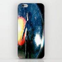 Wayne Coyne Embryo iPhone & iPod Skin