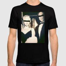 Monroe/Brando Mens Fitted Tee Black SMALL