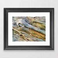 Jersey Wind II Framed Art Print