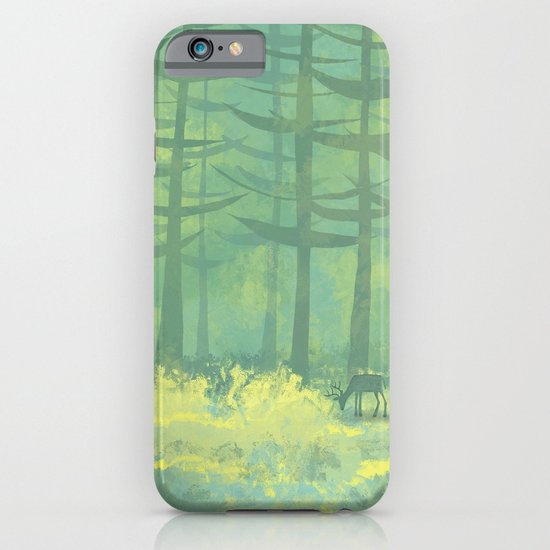 The Clearing iPhone & iPod Case