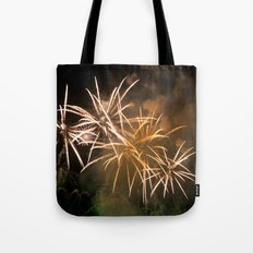 Explosions In The Sky 221 Tote Bag