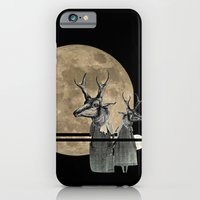 iPhone & iPod Case featuring Moon Dance by Studio Judith
