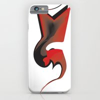 iPhone & iPod Case featuring crowish by edesigns